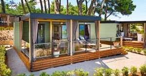 Mobile home for 4-6 persons Lungomare Preminum Seaside