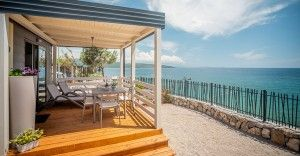 Mobile home for 2-3 persons Lungomare Premium Romantic