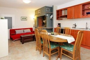 Apartment for 6 persons, De Luxe