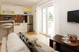 Apartman za 2 osobe, De Luxe