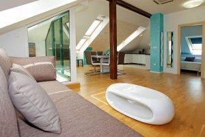 Apartmán pre 6-8 osôb, De Luxe