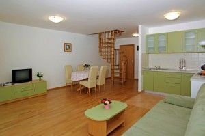 Apartment for 2-4 persons, De Luxe