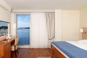 Classic double room - seaview