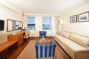 Junior Suite, vista sul mare
