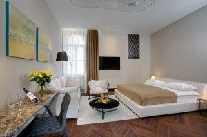 Junior suite - Villa Giulietta