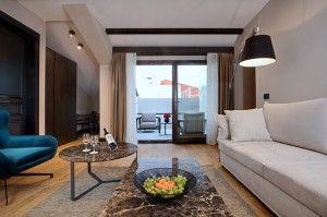 Prezidentská suita - Villa Giulietta