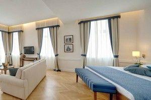 Riva suite, pogled na more - Villa Parentino