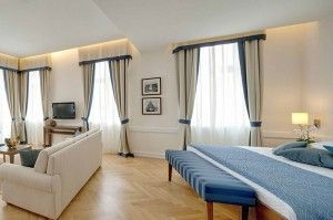 Riva suite, seaview - Villa Parentino