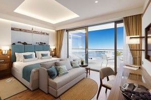 Superior family suite - seaside