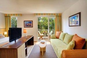 Family suite, balcony