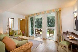 Superior family suite, balcony