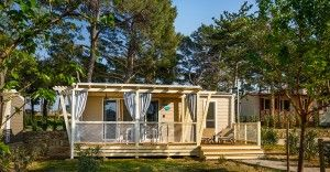 Mobile home for 4-6 persons Marine Premium