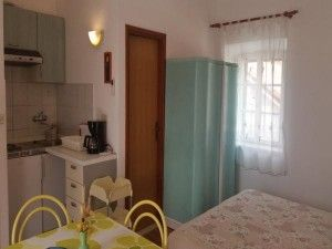Studio apartment for 2-3 persons