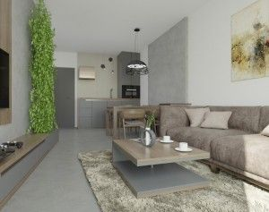 Apartment for 2-4 persons with gallery Premium