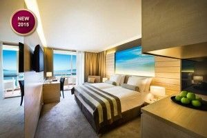 Double/triple room, sea view