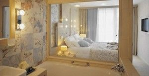 Junior Suite, park strana