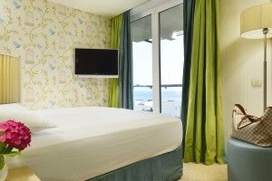 Junior Suite, sea side