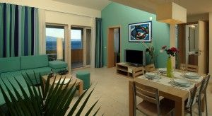 Appartamento Premium Family 3, vista mare laterale