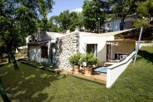 Villa for 4-6 persons, Premium plus