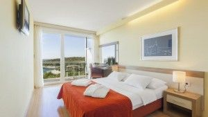 Standard double room - seaview