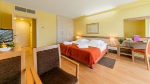 Double/triple room, sea side, Premium