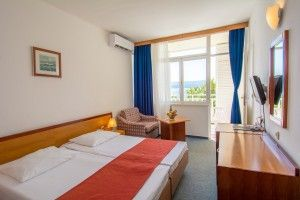 Double/triple room, sea side, balcony