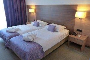 Dvojlôžková izba, morská strana s balkónom, Standard
