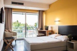 Dvokrevetna soba/soba sa 2 odvojena kreveta sa balkonom