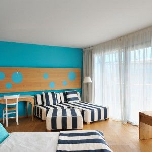 Junior Suite, morska strana