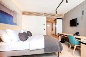 Dvo-/Trokrevetna soba, pogled na more Premium