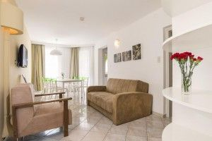 Apartment for 4-6 persons, Family