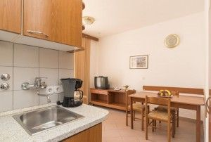 Appartment for 2-3 persons