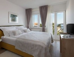 Double room, sea side