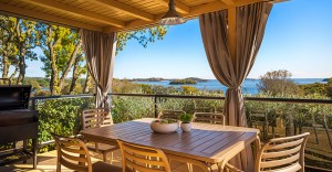 Mobile home for 4-6 persons Bella Vista Premium with a spectacular view